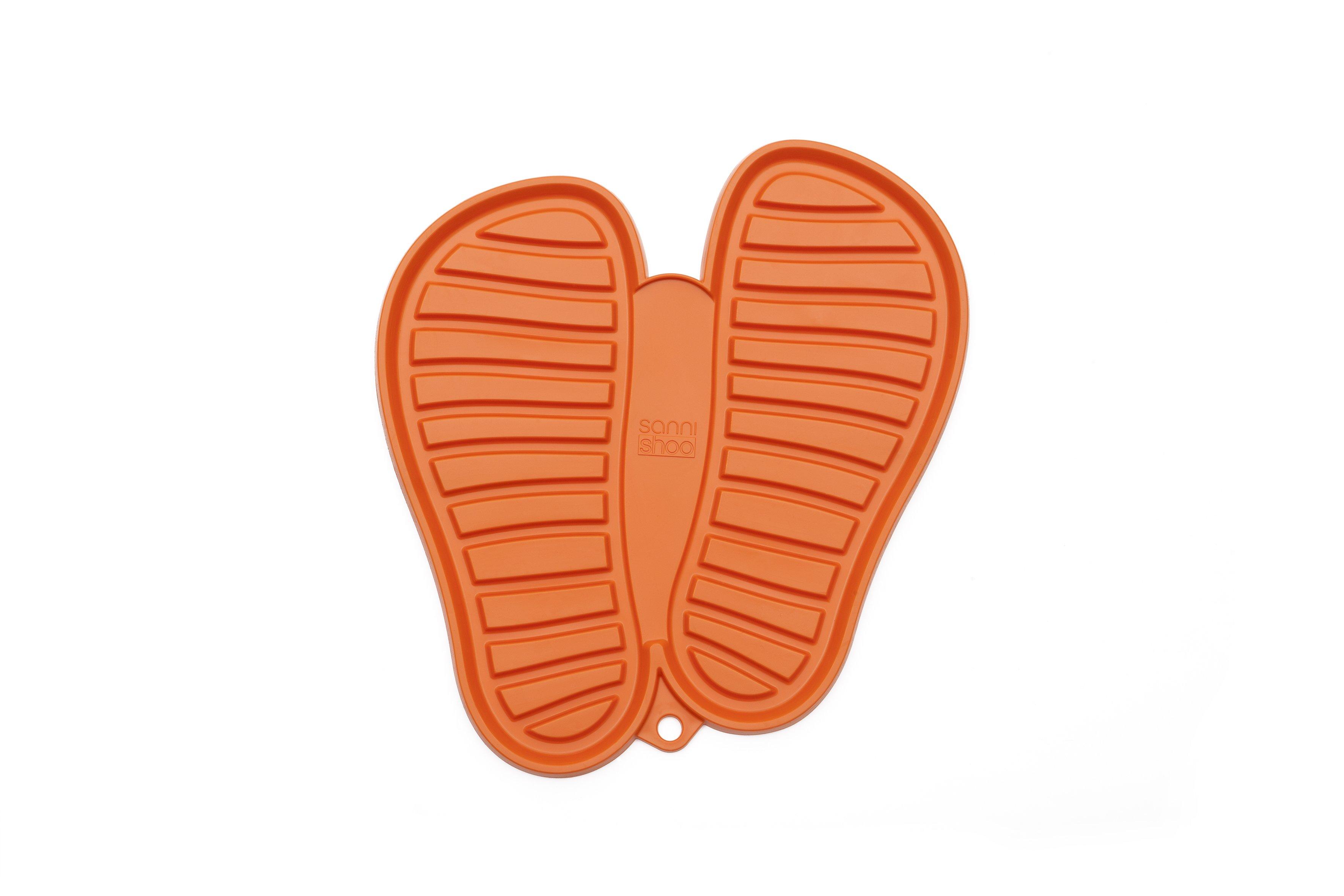 shoo.pad M orange