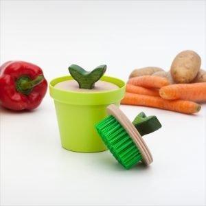 Brush.up Gemüsebürste von SanniShoo