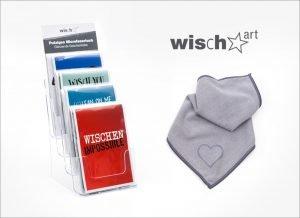 beschriftete mikrofasertücher sanni shop
